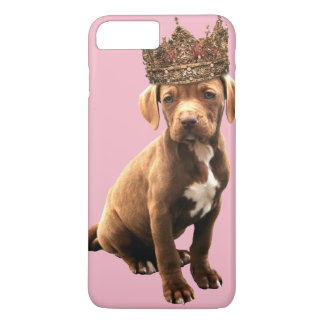 Chien royal #1 coque iPhone 7 plus