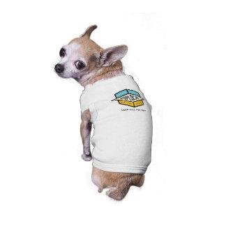 Chienchien T de Poplocal T-shirt Pour Chien