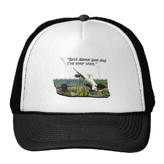 Chiens - canine - races sportives casquette trucker