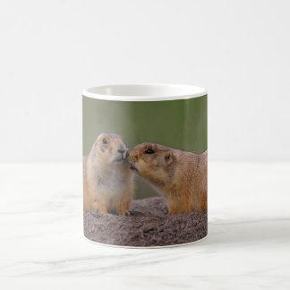 Chiens de prairie mug