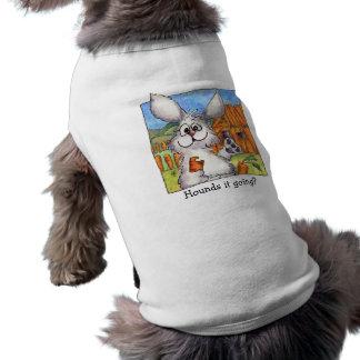 Chiens il T-shirt drôle allant d'animal familier d T-shirt Pour Chien