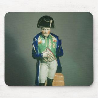 Chiffre du Staffordshire de Napoleon Bonaparte Tapis De Souris