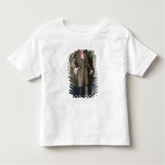 Chiffre factice de conseil d'un homme, c.1690 t-shirt pour les tous petits