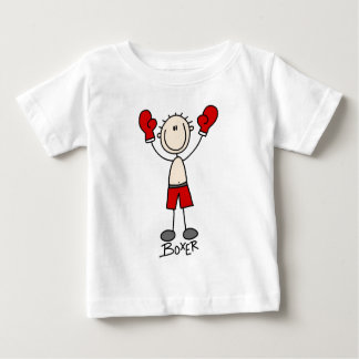 Chiffre T-shirts et cadeaux de bâton de boxe