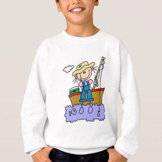 Chiffre T-shirts et cadeaux de bâton de pêche de