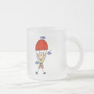 Chiffre T-shirts et cadeaux de bâton de plongeur Tasse Givré