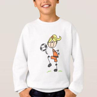 Chiffre T-shirts et cadeaux de bâton du football