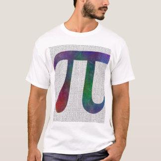 Chiffres du symbole 14400 de pi t-shirt
