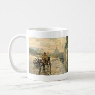 Childe Hassam - matin de La Val de Grace Spring Mug