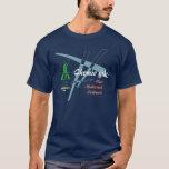 Chimie conception publicitaire de RDA T-shirt