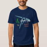 Chimie conception publicitaire de RDA T-shirts