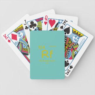 Chimie de hippie jeu de cartes