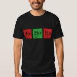 Chimie de Noël T-shirts