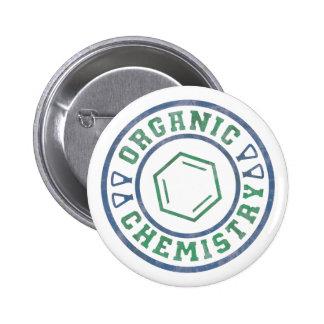 Chimie organique badge