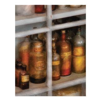 Chimiste - laboratoire de saveur tract