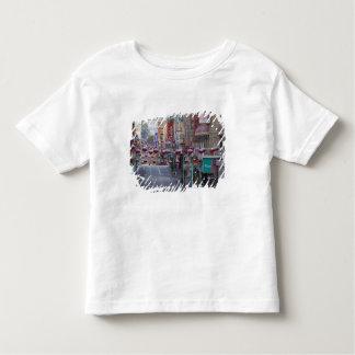 Chinatown sur la rue de Grant à San Francisco, T-shirt Pour Les Tous Petits