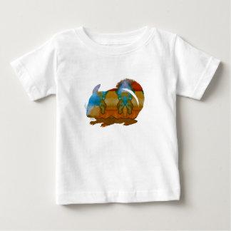 Chinchilla T-shirt Pour Bébé