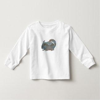 Chinchilla T-shirt Pour Les Tous Petits