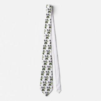 Chino le panda cravate
