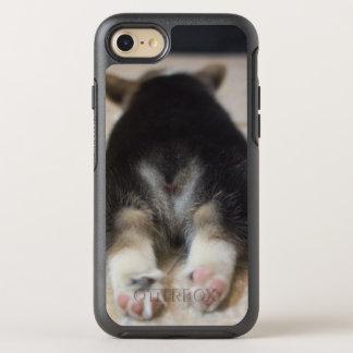 Chiot 2 de corgi de Gallois de Pembroke Coque OtterBox Symmetry iPhone 8/7