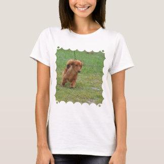 Chiot adorable de teckel t-shirt