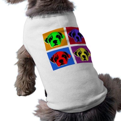 Chiot anglais de bouledogue manteaux pour chien