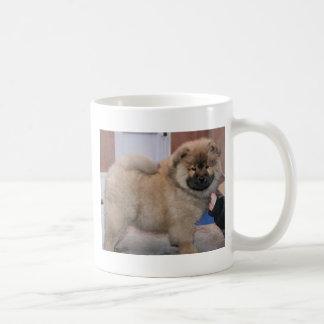 chiot de bouffe de bouffe mug