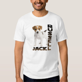 Chiot de Jack Russell T-shirts