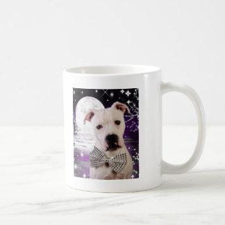 Chiot de lune mug