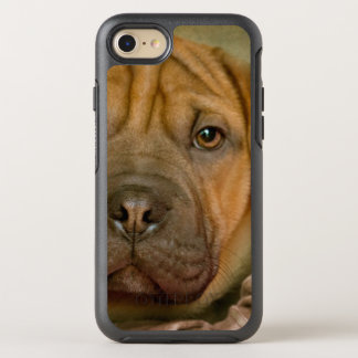 Chiot de Sharpei-Beagle Coque Otterbox Symmetry Pour iPhone 7
