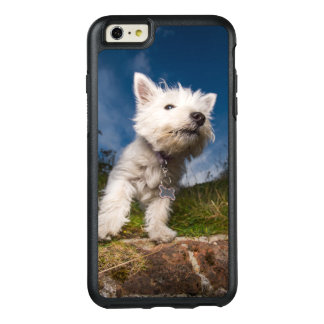 Chiot des montagnes occidental de Terrier Coque OtterBox iPhone 6 Et 6s Plus