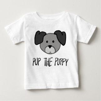 Chiot le chiot - T-shirt de /Kids de bébé