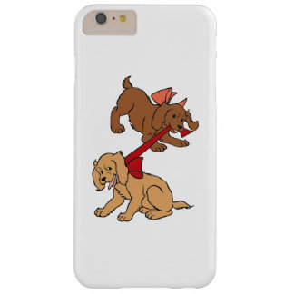 Chiots espiègles coque barely there iPhone 6 plus