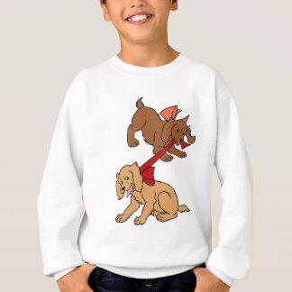 Chiots espiègles sweatshirt