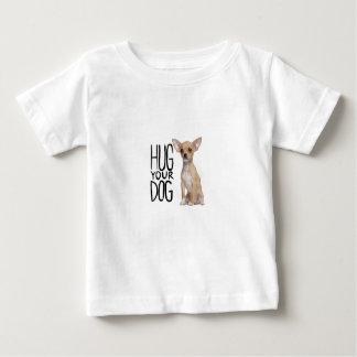 Chiwawa T-shirt Pour Bébé