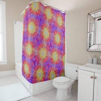 Choc et crainte 2 rideaux de douche