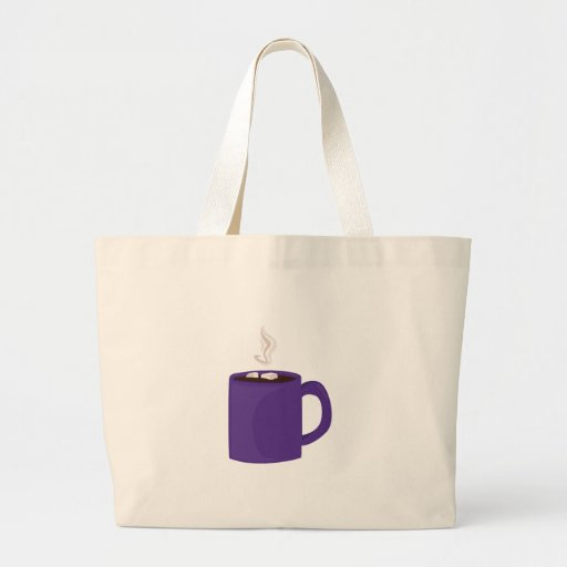 Chocolat chaud sacs en toile