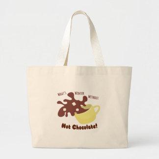 CHOCOLAT CHAUD SACS
