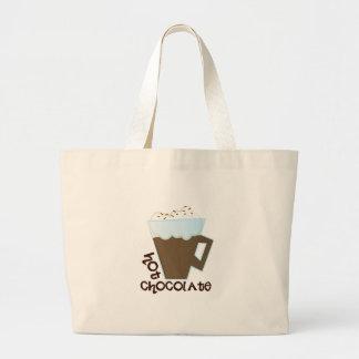 Chocolat chaud sac