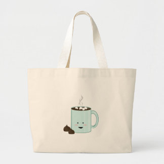 Chocolat chaud sac fourre-tout