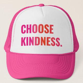 Choisissez la casquette de baseball de coucher du