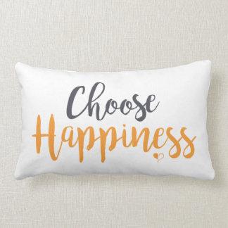 Choisissez le coussin lombaire de bonheur