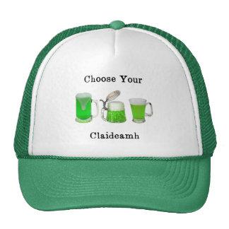 Choisissez votre arme gaélique casquettes