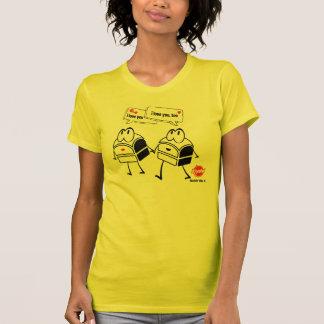 Choix de Krystal - je t'aime aussi T-shirt