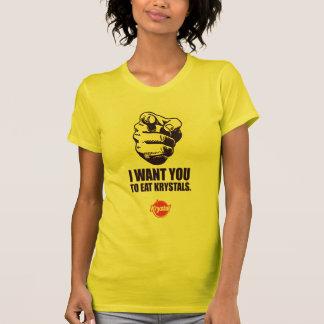 Choix de Krystal - voulez-vous T-shirt