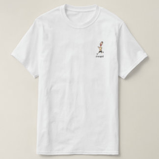 choopid courant t-shirt