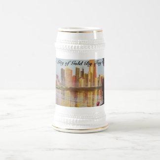 Chope À Bière 100_2986_0251, ville de Chicago… d'or par le RO de