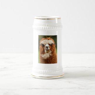 Chope À Bière Alpaga