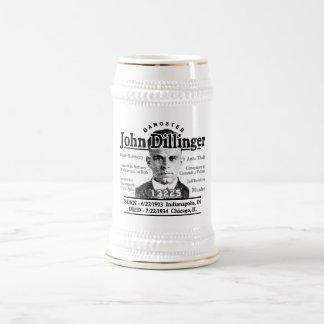 Chope À Bière Bandit John Dillinger
