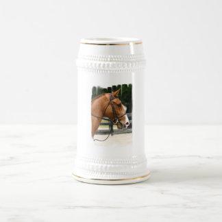 Chope À Bière Bière douce Stein de Quarterhorse